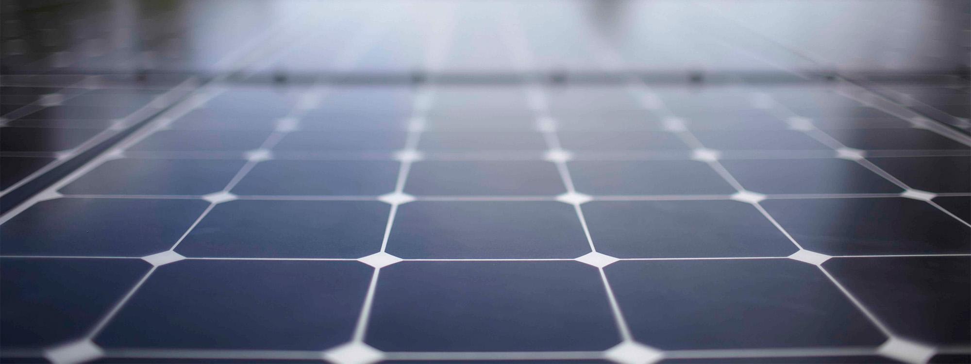 SunPower Solar Panel Array