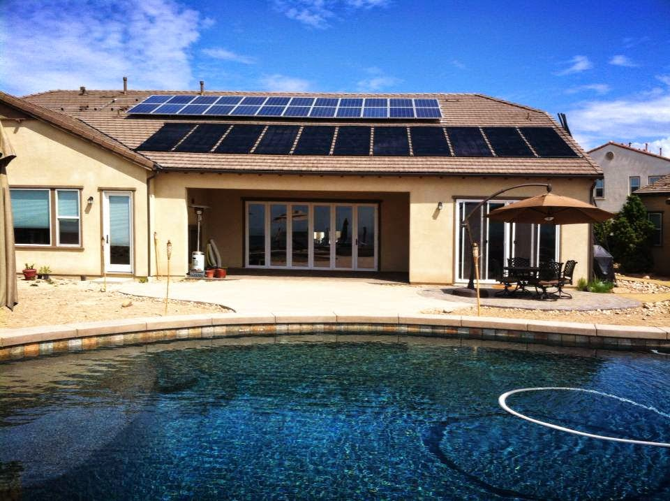 Save money by heating your pool with a solar pool pump