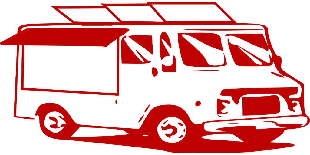solar powered food truck