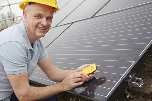 solar energy job