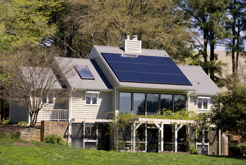 7 Beautiful Homes Powered By Solar Energy Solartech
