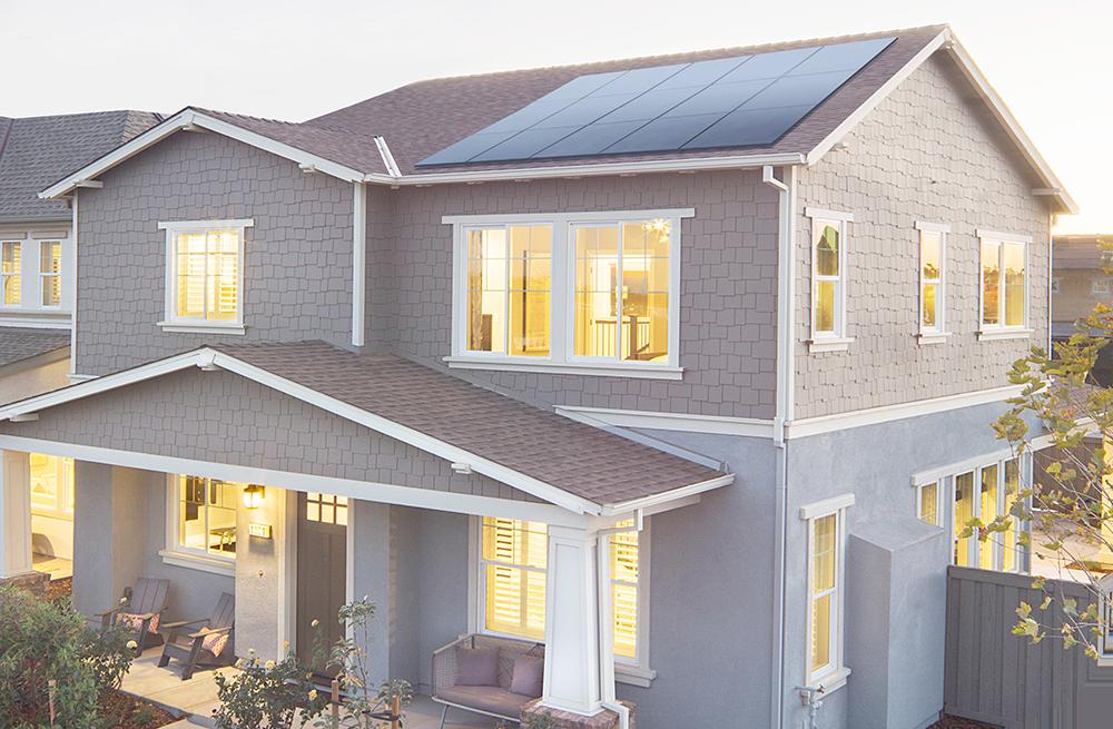 SunPower Equinox Rooftop Solar System