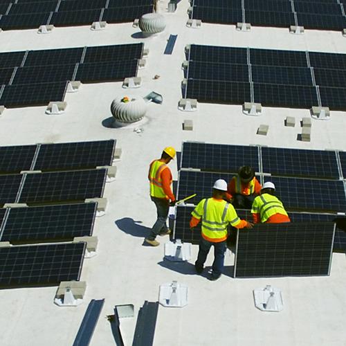 San Diego Commercial Solar Installation