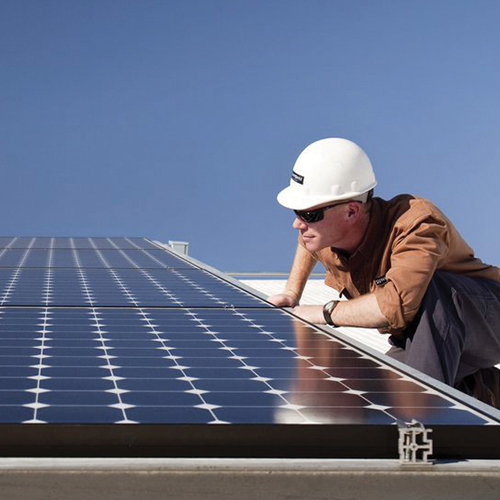 Commercial Solar Panel Installation San Diego