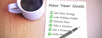 Make Solar Your New Years Resolution