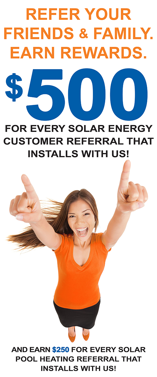 san diego solar customer referral rewards