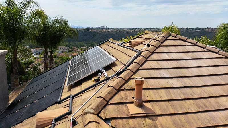 Residential Solar Pool Heating & Solar Panel Installation